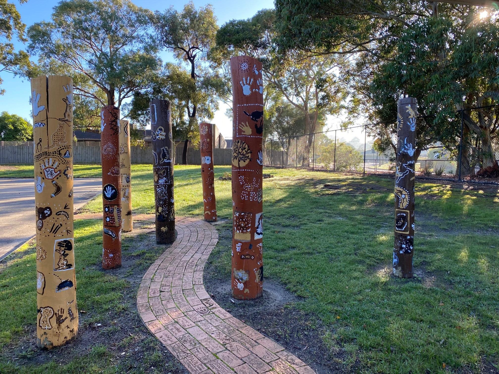 Indigenous poles 2