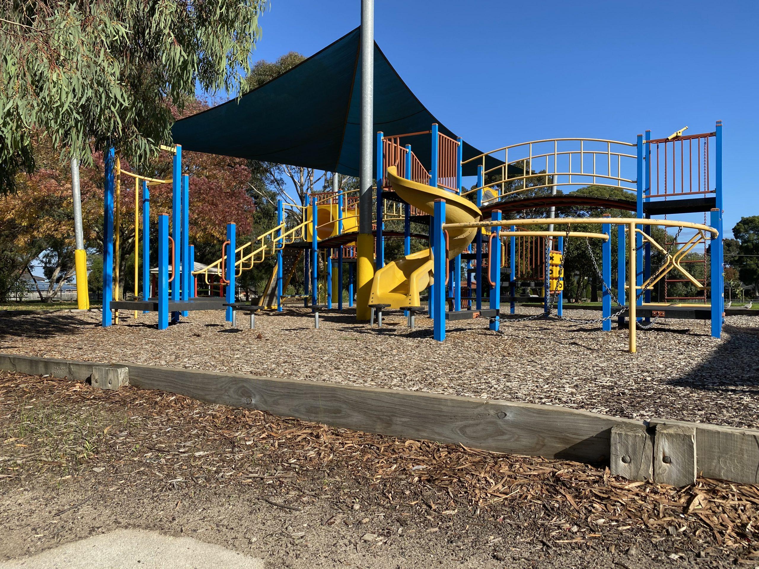 Playground scaled
